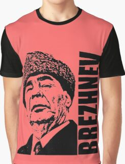 Brezhnev-3 Graphic T-Shirt