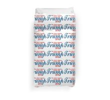 The Silent majority stand with Trump Duvet Cover