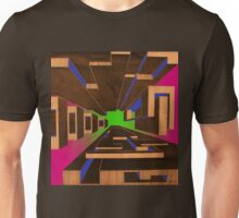 Der Fluchtpunkt - Vanishing Point Unisex T-Shirt