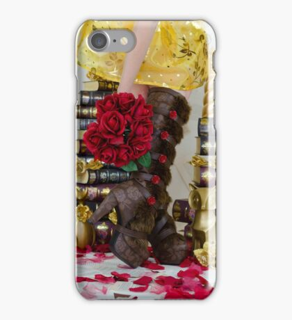 Enchanted Library iPhone Case/Skin