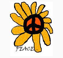 flower power - Peace Unisex T-Shirt