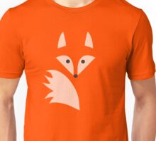 White Fox  Unisex T-Shirt