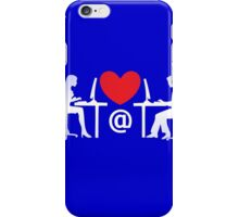online dating iPhone Case/Skin