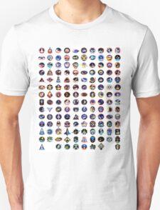 Shuttle Program Tribute Unisex T-Shirt