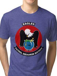 VP-16 - War Eagles Crest Tri-blend T-Shirt