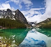 Lake Louise by Alex Preiss
