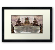 TH74 Framed Print