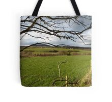 The Green Fields Of Home Tote Bag