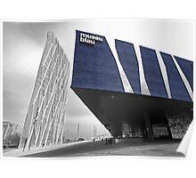 Museu Blau Poster