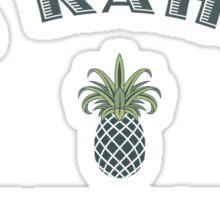 Big Kahuna Island Style Sticker