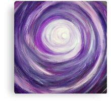 Worldly Swirl Canvas Print