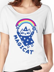 MAGICAT Women's Relaxed Fit T-Shirt
