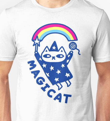 MAGICAT Unisex T-Shirt