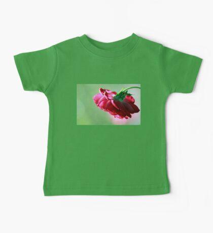 Rose  Baby Tee
