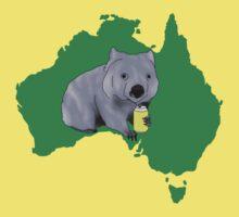 Wombat Kids Tee