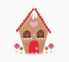 Gingerbread House Unisex T-Shirt