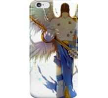 Angemon iPhone Case/Skin