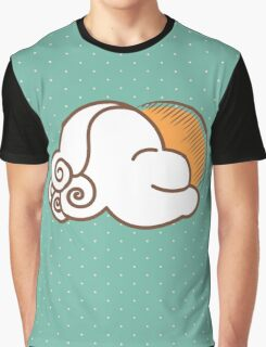 One Happy Cloud Graphic T-Shirt