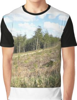 woodland view Graphic T-Shirt
