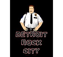 Cop Vector Photographic Print