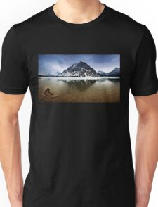 Crowfoot Mountain Unisex T-Shirt