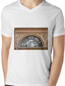 The Arches Mens V-Neck T-Shirt