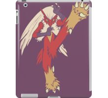 Blaze Kick iPad Case/Skin