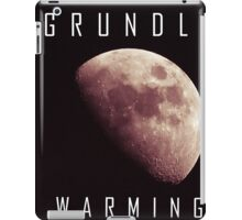 Grundle Warming iPad Case/Skin