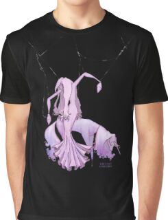 Lady Amalthea of The Last Unicorn, sans background Graphic T-Shirt