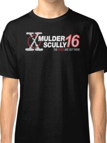 Mulder / Scully 2016 Classic T-Shirt