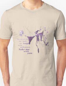 Schmendrick the Magician, sans background Unisex T-Shirt