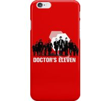 Doctor's 11 iPhone Case/Skin