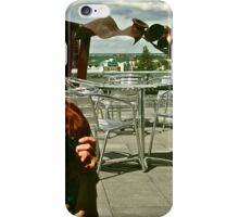 Rooftop Reflections iPhone Case/Skin
