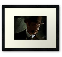 John Watson Portrait  Framed Print
