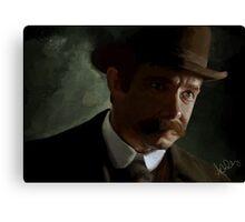 John Watson Portrait  Canvas Print