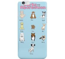 Barks and Recreation iPhone Case/Skin