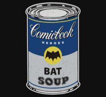 Bat Soup Kids Tee