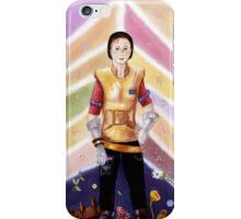 Warrior Class Kid - Mars  iPhone Case/Skin