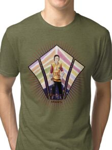 Warrior Class Kid - Mars  Tri-blend T-Shirt