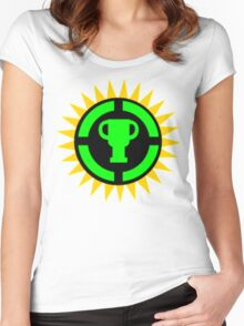 The Game Theorists - Game Theory T-Shirt Women's Fitted Scoop T-Shirt