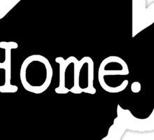West Virginia Home WV Sticker