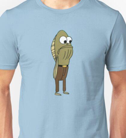 Fred The Fish - Spongebob Unisex T-Shirt
