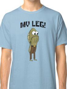 Fred The Fish: My Leg! - Spongebob Classic T-Shirt