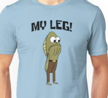 Fred The Fish: My Leg! - Spongebob Unisex T-Shirt