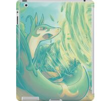 Leaf Tornado iPad Case/Skin