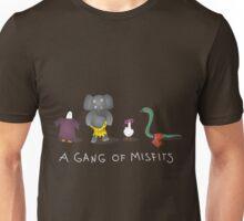 A gang of misfits Unisex T-Shirt