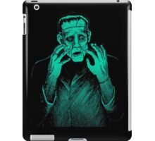 Frankenstein iPad Case/Skin