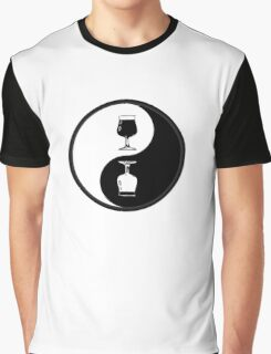 The Taoists tipple Graphic T-Shirt