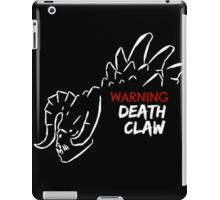 Warning known to all... iPad Case/Skin