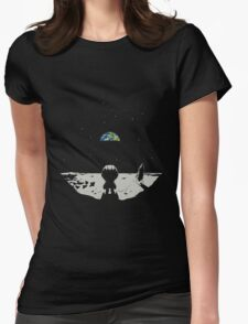 Kerbal's Space Womens Fitted T-Shirt